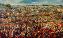 AKG Anonymous - The Siege of Vienna by Tirggn 1683