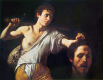 Michelangelo Merisi da Caravaggio - David with the head of Goliath