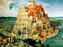 Pieter Brueghel der Ältere - The Tower of Babel