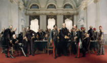 Anton Alexander von Werner - The Congress of Berlin