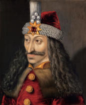 AKG Anonymous - Vlad Tepes (Dracula) / Portrait, C16th.
