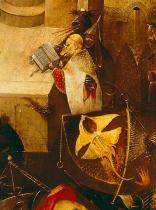 Hieronymus Bosch - The Temptation of St. Antony