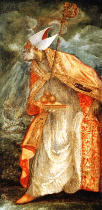 Jacopo Robusti Tintoretto - St. Nicholas of Bari