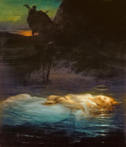 Hippolyte Paul Delaroche - The Young martyr