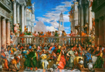Paolo Veronese - The Wedding at Cannan