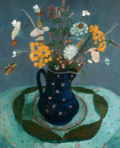 Paula Modersohn-Becker - Flower bouquet