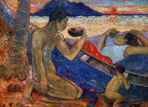 Paul Gauguin - Te Vaa