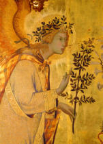 Simone Martini - Annunciation to Mary