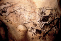 AKG Anonymous - Cave painting, Combe d'Arc