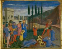 Fra Angelico - Martyrdom of the Saints Cosmas and Damian