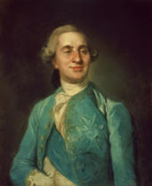 Joseph-Siffred Duplessis - Louis XVI / Paint.by Duplessis / 1775