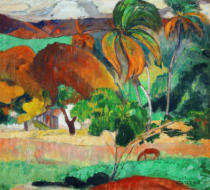 Paul Gauguin - Apataro