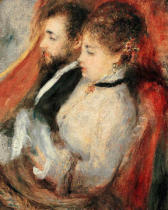 Pierre Auguste Renoir - The small box