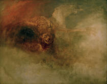 Joseph Mallord William Turner - Death on a pale Horse
