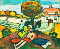 Paula Modersohn-Becker - The Good Samaritan