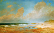 Louis Gurlitt - Seaside on Sylt