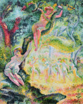 Henri-Edmond Cross - La clairière