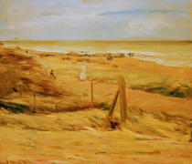 Max Liebermann - Promenades in the dunes
