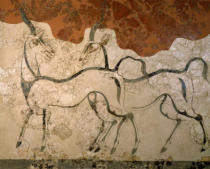 AKG Anonymous - Antilopes / Minoan fresco