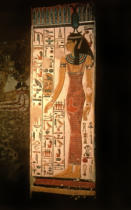 Ägyptische Malerei - Goddess Neith / Egyptian painting