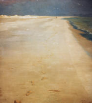 Peter Severin Krøyer - South beach of Skagen