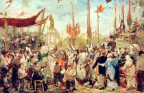 Alfred-Philippe Roll - Le 14 Juillet 1880