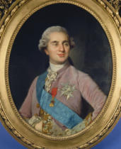 Joseph-Siffred Duplessis - Louis XVI / Paint.by Duplessis / c.1774