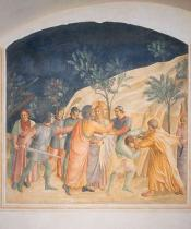 Fra Angelico - The Betrayal of Judas