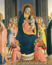 Fra Angelico - Fra Angelico / Madonna and Child