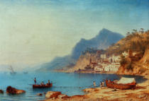 Carl Morgenstern - Amalfi