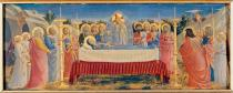 Fra Angelico - Fra Angelico / Burial of Mary / c.1434