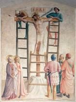 Fra Angelico - Crucifixion of Christ