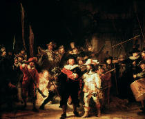 Harmensz van Rijn Rembrandt - Night Watch