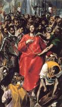 El Greco - Disrobing of Christ on Mount Calvary