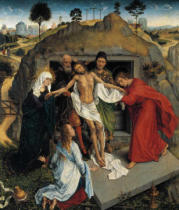 Rogier van der Weyden - Lamentation of Christ