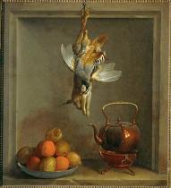 Jean-Baptiste Oudry - Nature morte aux fruits et gibier