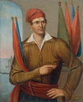 AKG Anonymous - Portrait of the boat racer Giovanni Sciopa