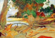Paul Gauguin - Te burao