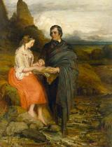 Robert Scott Lauder - The Last Farewell of Burns and Highland Mary