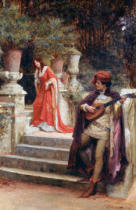 George Sheridan Knowles - The Minstrel's Lay