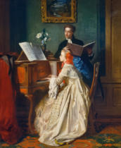 Jean Carolus - The Music Lesson