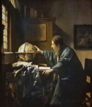Jan Vermeer van Delft - The Astronomer