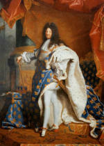 Hyacinthe Rigaud - Louis XIV / H. Rigaud
