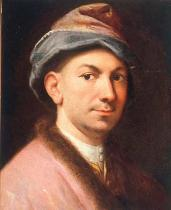 18. Jahrhundert - Portrait of Giacomo Lazzarini at the age of 38 years