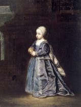 Anthonis van Dyck - The Children of Charles I