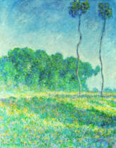 Claude Monet - Paysage de printemps