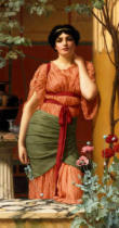 John William Godward - Nerissa