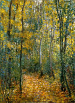 Claude Monet - Sousbois