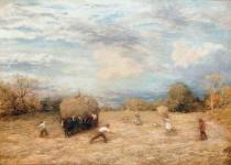 John Linnell - Hay and Haste