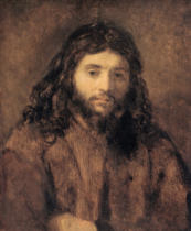 Harmensz van Rijn Rembrandt - Head of Christ